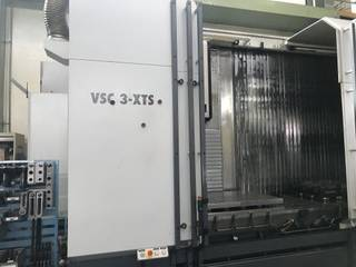 Fréza AXA VSC 3 XTS, r.v.  2007-1