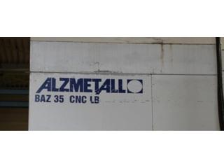 Fréza Alzmetall BAZ 35 CNC LB, r.v.  2000-10