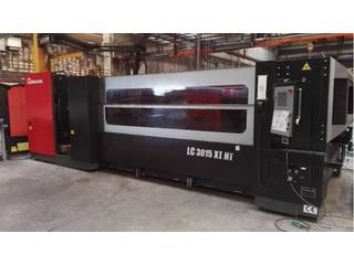 Amada LC 3015 X1 NT 4000 W Laserové vyřezávací systémy-0