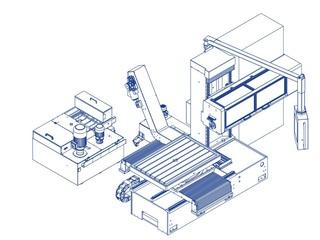 Buck-Uhly TB 1050 CNC Hluboké vrtání stroje-5