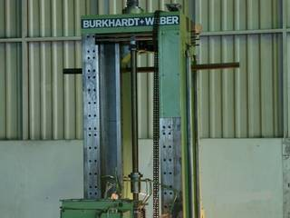 Burkhardt & Weber Vyvrtávačka-3