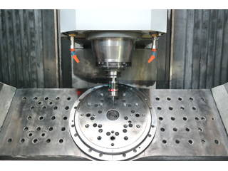 Fréza Chiron Mill FX 800 baseline, r.v.  2016-4