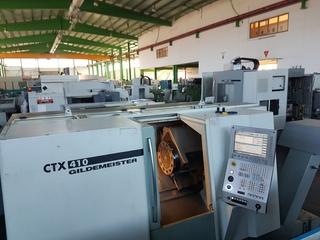 Soustruh DMG CTX 410 V3-0