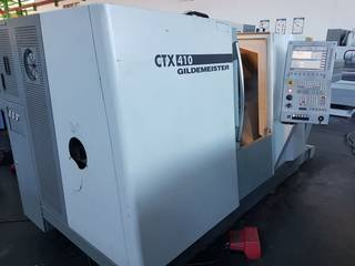 Soustruh DMG CTX 410 V3-5