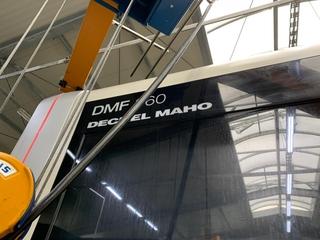Fréza DMG DMF 360, r.v.  2011-0
