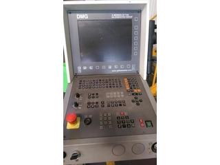 Fréza DMG DMU 80 T, r.v.  2002-4