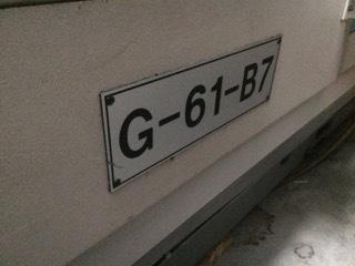 Bruska Danobat G 61 B7-7