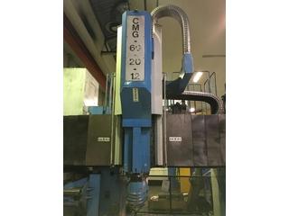 Danobat Soraluce GMC 602012 portálové frézky-0