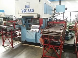 Soustruh Emag VSC 630 x 2-5