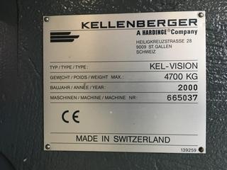 Bruska Kellenberger Kel-vision URS 125 x 430 generalüberholt-5