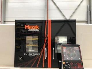 Soustruh Mazak QT 300 MS neu/new-2