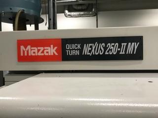 Soustruh Mazak QT Nexus 250 II MY-2