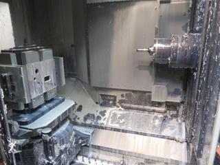 Fréza Mori Seiki NH 6300 DCG APC 6, r.v.  2012-3