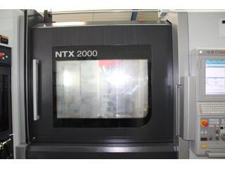 Soustruh Mori Seiki NTX 2000 / 1500 SZM-9