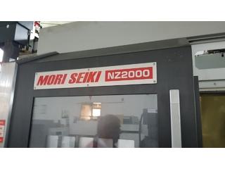 Soustruh Mori Seiki NZ 2000 T2Y gentry/Portallader-1