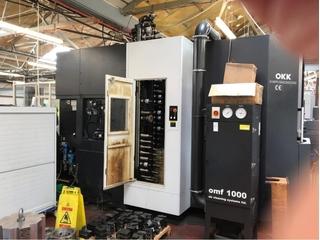 Fréza OKK HP 500 S, r.v.  2009-4