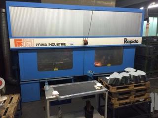 Prima Industrie 3D Rapido 5 Laserové vyřezávací systémy-0