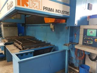Prima Industrie 3D Rapido 5 Laserové vyřezávací systémy-1