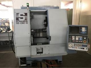 Soustruh Schaublin 110 CNC R-0