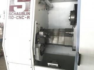 Soustruh Schaublin 110 CNC R-1