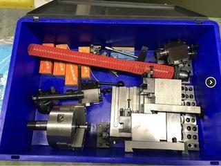 Soustruh Schaublin 225 TM CNC-9