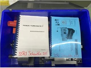 Soustruh Schaublin 225 TM CNC-10