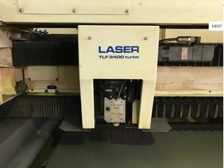 Trumpf TC L 2530 - 2400 W Laserové vyřezávací systémy-2