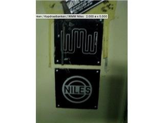 Soustruh WMW Niles DPS 1400 / DPS 1800 / 1-5