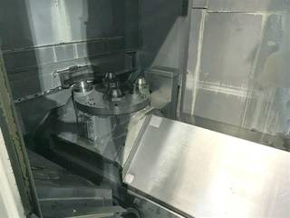 Fréza DMG 80 H linear 5 apc-1