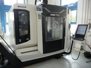Fréza DMG CMX 70 U-0