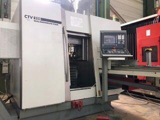 Soustruh DMG CTV 250 V3-2