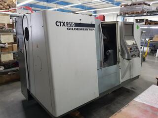 Soustruh DMG CTX 310 V3-0