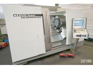 Soustruh DMG CTX 420 linear-1