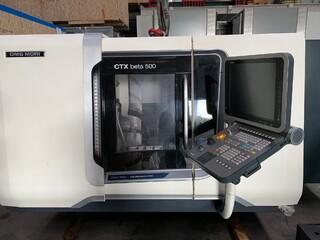 Soustruh DMG CTX beta 500 V4-5
