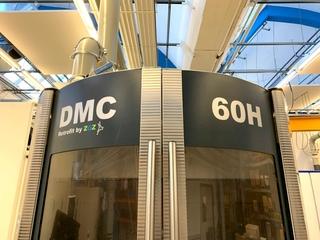 Fréza DMG DMC 60 H-13