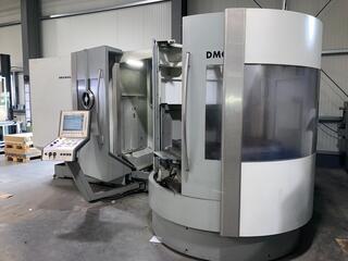 Fréza DMG DMC 60 T RS 3-7