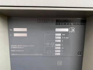 Fréza DMG DMU 50, r.v.  2004-5