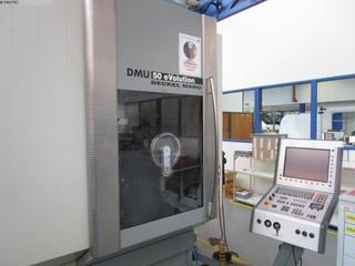 Fréza DMG DMU 50 EVO-0