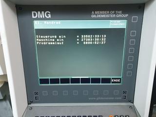 Fréza DMG DMU 70 Evo-6