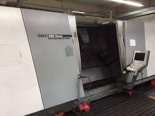Soustruh DMG GMX 400 Linear-0