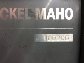 Fréza DMG Maho 1600 W, r.v.  1997-6