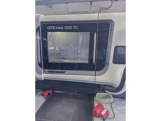 Soustruh DMG Mori CTX beta 1250 TC-1