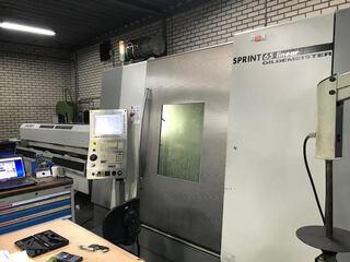 Soustruh DMG Sprint 65 Linaer-0