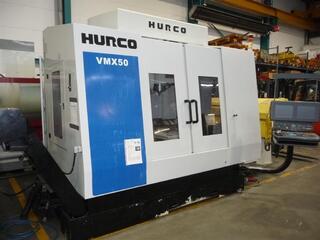 Fréza Hurco VMX 50 /40 T NC Schwenkrundtisch B+C axis-0