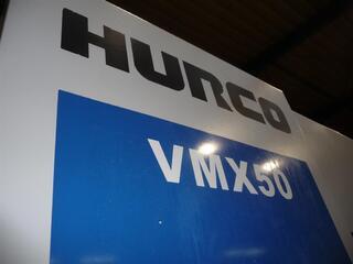 Fréza Hurco VMX 50 /40 T NC Schwenkrundtisch B+C axis-1