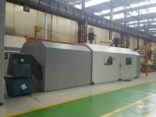 Soustruh INNSE TPFR 90 x 6000 CNC Y-9