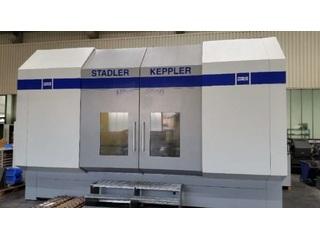 Fréza Keppler HDC 3000, r.v.  2010-0