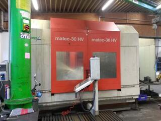 Fréza Matec 30 HV, r.v.  2008-0
