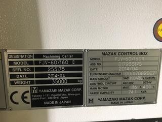 Fréza Mazak FJV 60/160-9