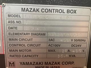 Soustruh Mazak Integrex E 650 H x 2.000-11